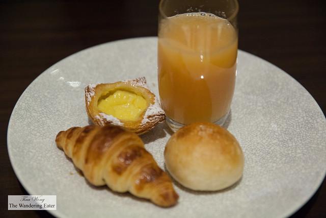 Breakfast at Garden Kitchen