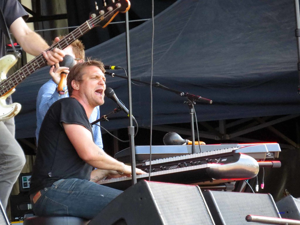 Cold War Kids 2015 Lollapalooza | Flickr - Photo Sharing!