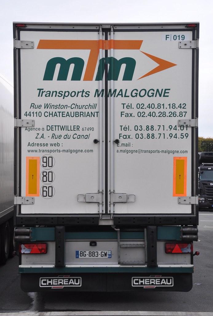 Transports M  Malgogne (fr) | ALAIN LE GUERN | Flickr