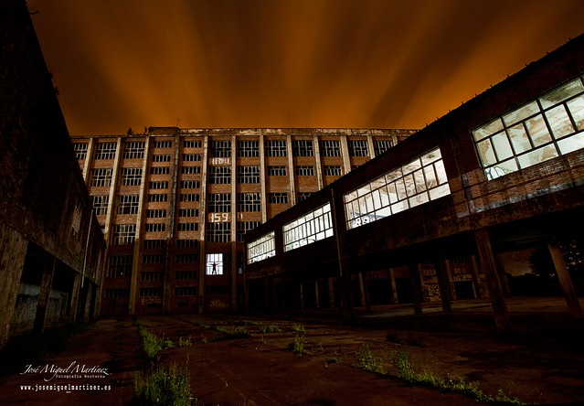 Seminario abandonado de Argomilla de Cayón
