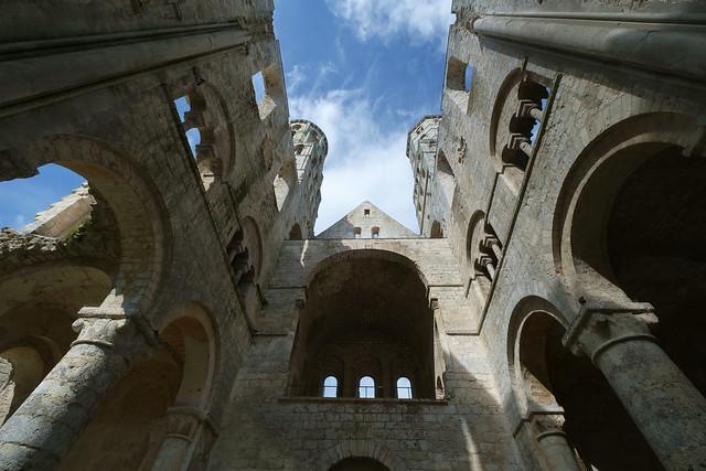 Normandie (France) - Abbaye de Jumieges