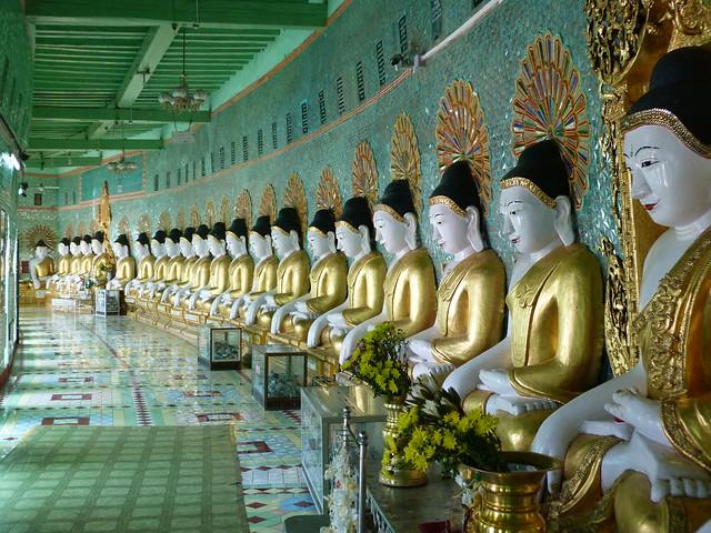 Pagoda Kaung-hmu-dwa de Myanmar