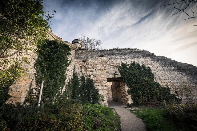 Chateau du Barroux
