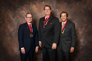 2016 Distinguished Alumni Honorees