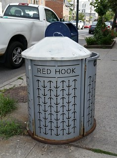 Red Hook garbage can | by Hobo Matt