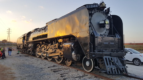 up844 steamengine steamlocomotive unionpacific sunset stlouis