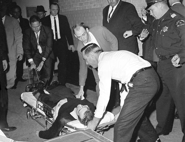 The Demise of Lee Oswald on November 24, 1963