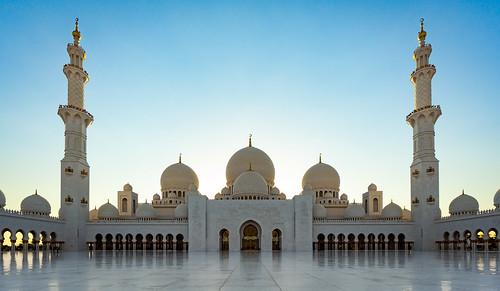 sheikhzayedgrandmosque mosque sunset architecture amazing a6000 johnnguyen johnnguyen0297 icle6000 1018mm abudhabi uae religious