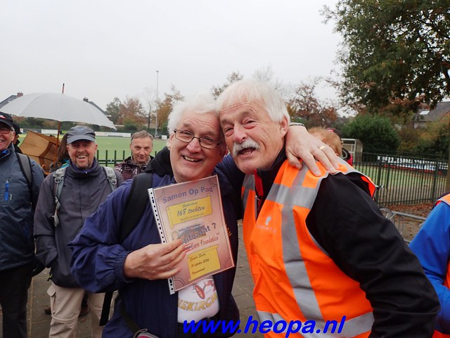 2016-11-09  Gooimeer tocht   25 KM   (12)