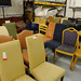 Large selection of dining / occasion chairs