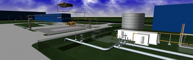103,9 MW Gas Cogeneration Power Plant