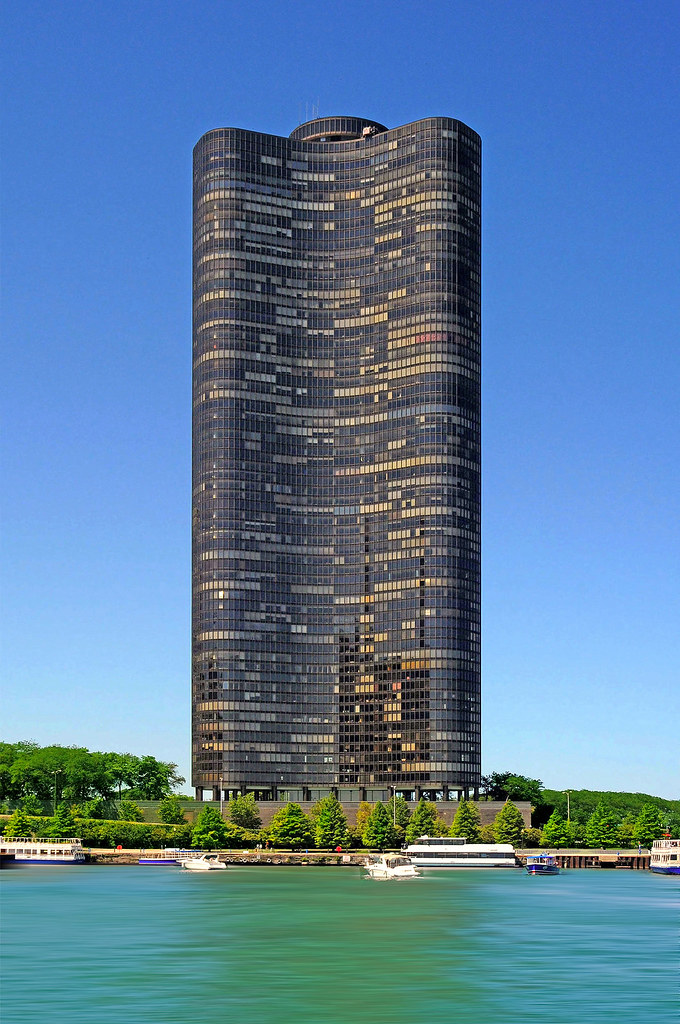 Lake Point Tower 505 North Lake Shore Drive Chicago Ill