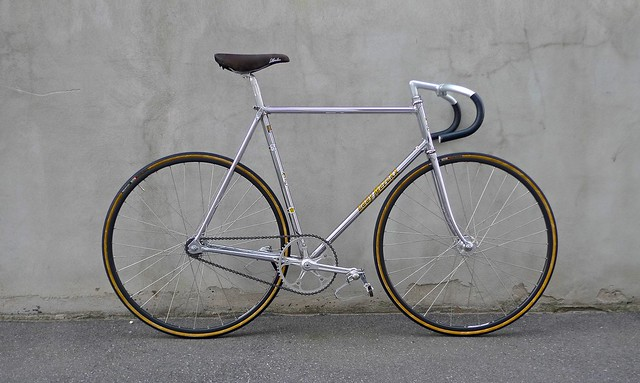 Merckx Chrome Pista