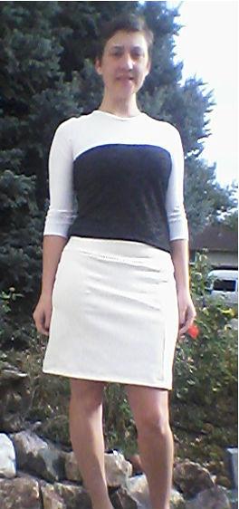 Burda 6928 Skirt by mahlicadesigns