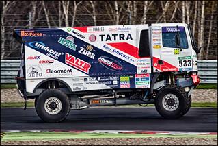 TATRA Phoenix Dakar Buggyra