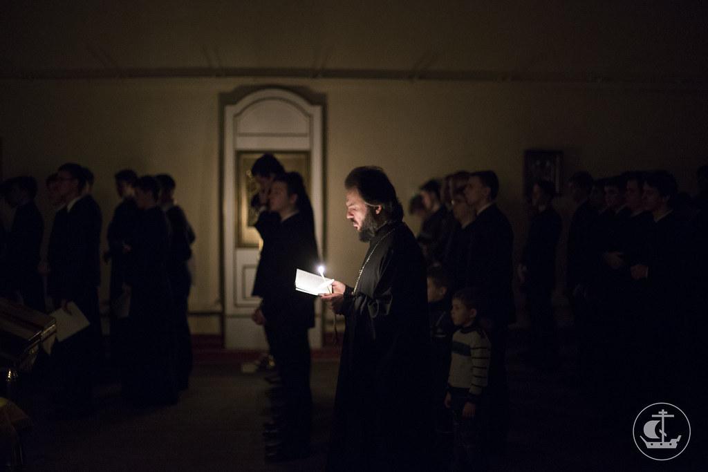 28 ноября 2015, Всенощное бдение / 28 November 2015, All-night Vigil