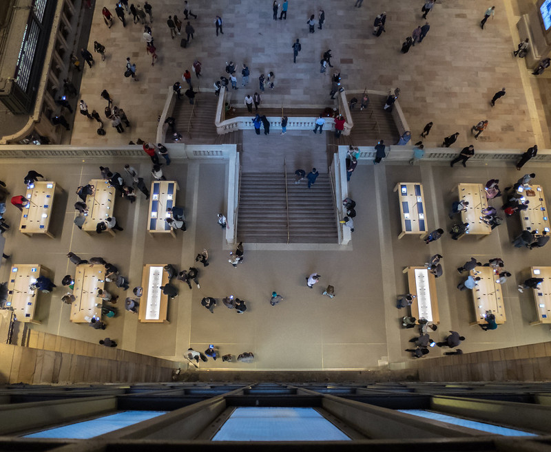 The Apple Store @ Grand Central Terminal
