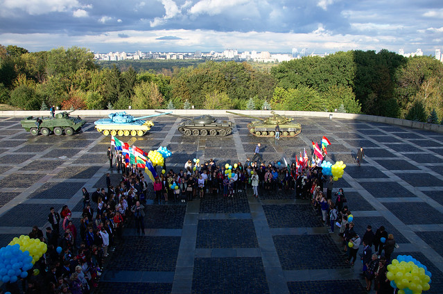 Ukraine-2016-09-21-International Day of Peace Observed in Ukraine