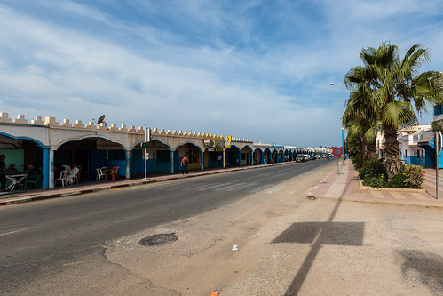 Sidi Ifni Arcaden