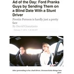 So grateful. #ford #mustang #prank