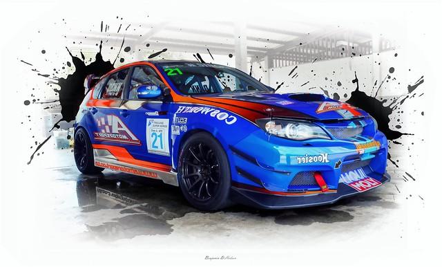 Cosworth WRX