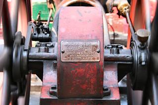 Moore Gasoline Engine 4HP