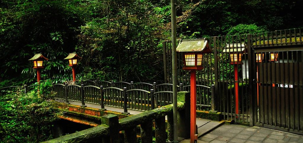 Biwa no taki (Biwa waterfall)