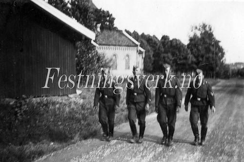 Sanvika Bærum 1940-1945 ((970)