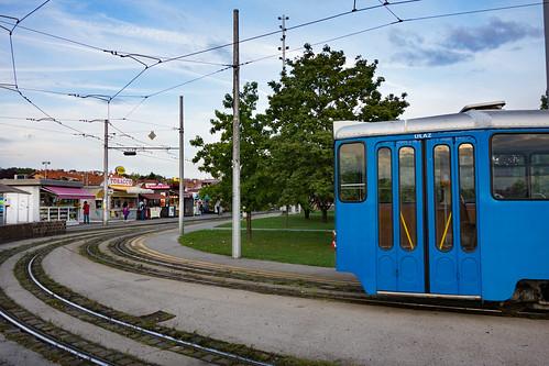 Zagreb - Črnomerec   by Añelo de la Krotsche