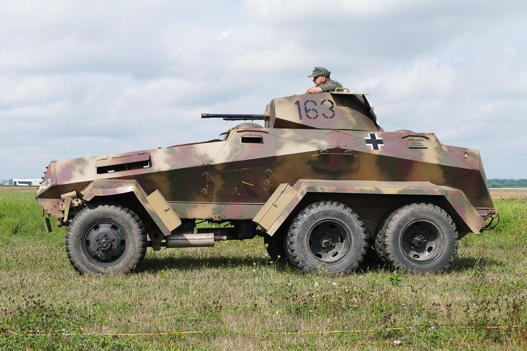 German Sd Kfz 231 (6-rad) Armored Car | German Sd Kfz 231 (6