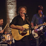 Fri, 04/09/2015 - 7:25pm - James Maddock with an audience of WFUV Members at City Winery in New York City, 9/2/15. Hosted by Carmel Holt. Photo by Gus Philippas
