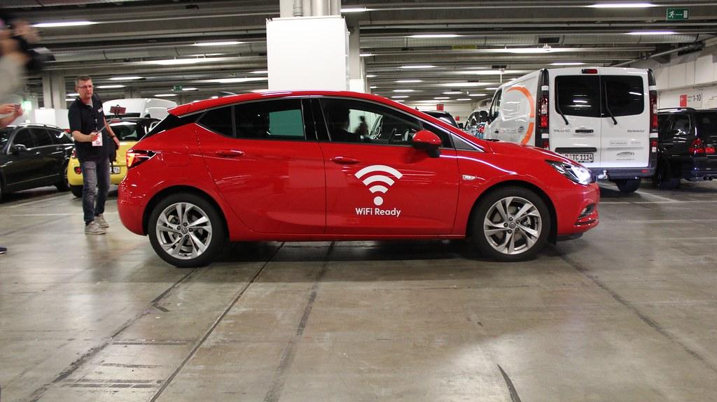 Opel auf der IAA 2015