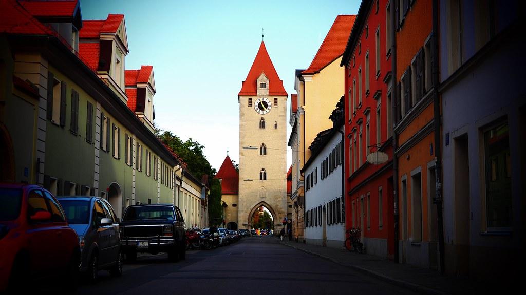 Regensburg Ostengasse