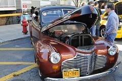 Ballston Spa Car Show: 1941 Chevrolet