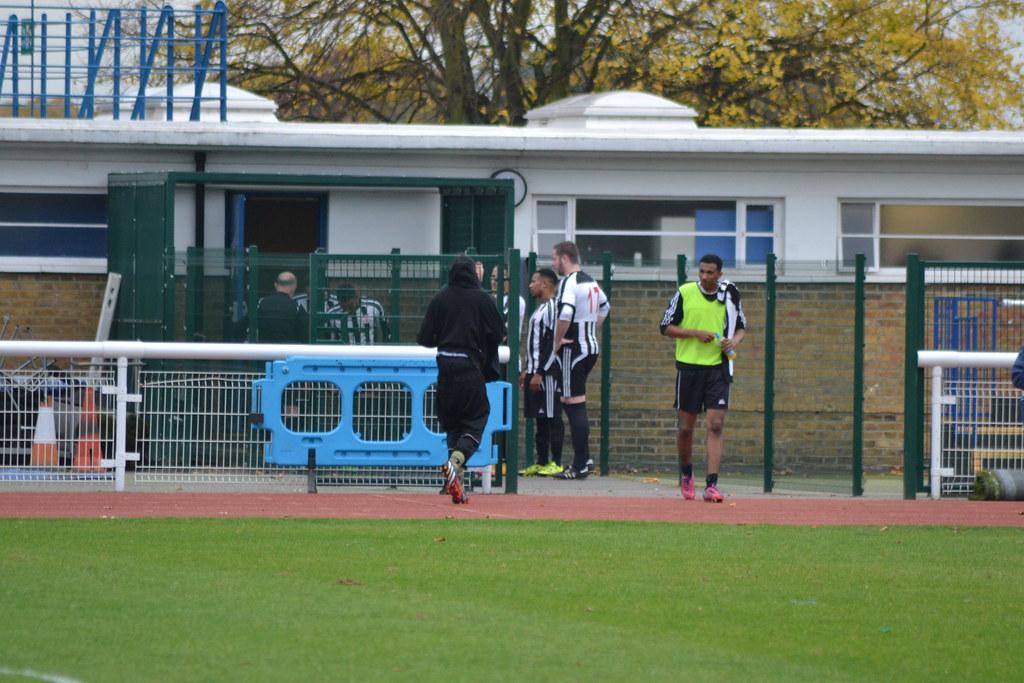 Brimsdown FC 2-3 Langford FC (24-10-15)
