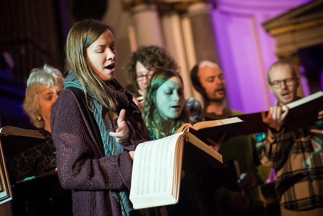 Brighton Shape Note Singers