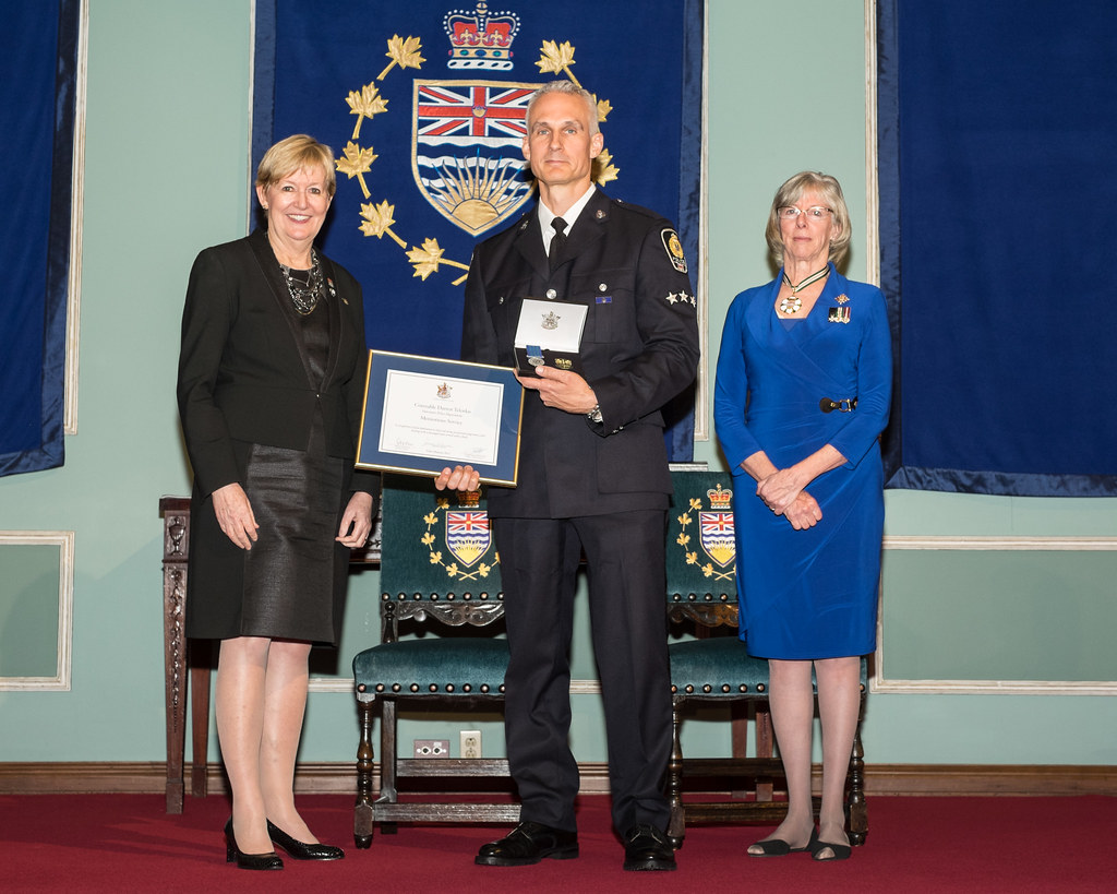 Police honoured for valour and meritorious service | Flickr
