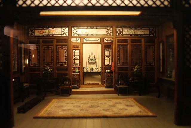 Art Institute of Chicago- Little Room