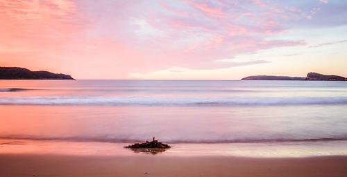 daybreak uminabeach sunrise nature australia nswcentralcoast newsouthwales earlymorning nsw beach centralcoastnsw umina photography dawn oceanbeach waterscape outdoors centralcoast seascape water longexposure
