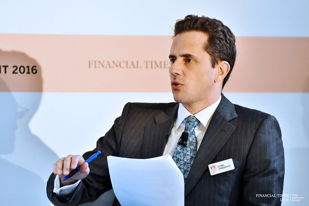 Jamil Anderlini, Asia Editor, Financial Times | live ft com