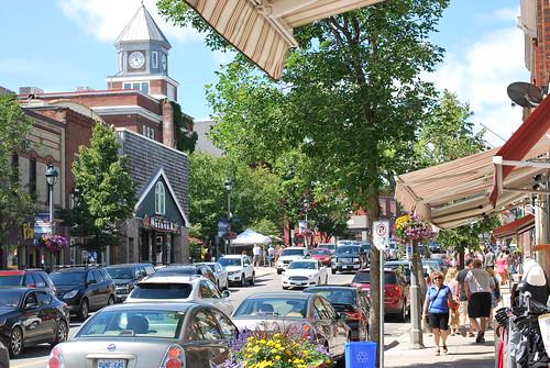 Downtown Huntsville | by Huntsville Ontario