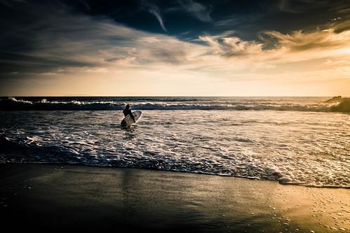 beach candid candidportrait sea street streetphotography sunset surfer