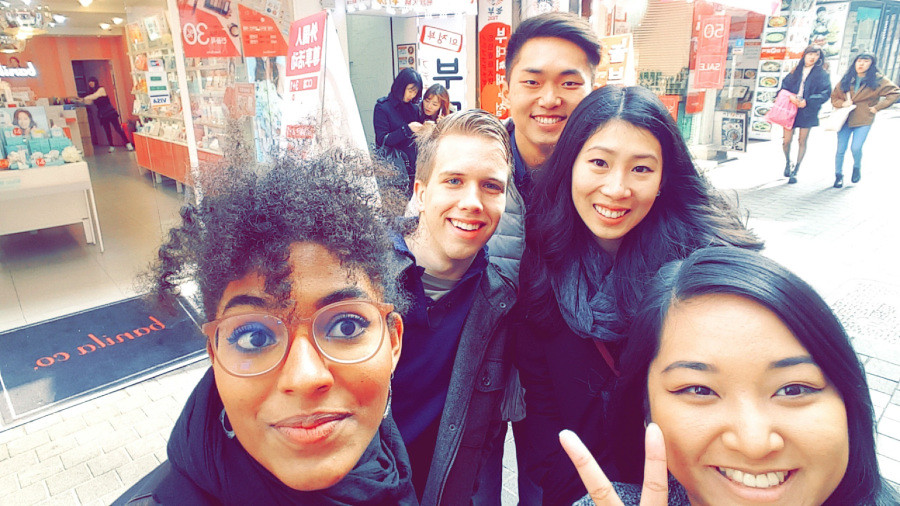 Nguyen, Anna; South Korea - Episode 2 (10)
