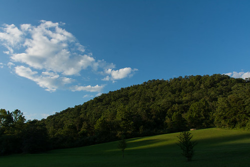 vesperhill mountain sunset campalleghany lewisburgwestvirginia bonniecoatesott