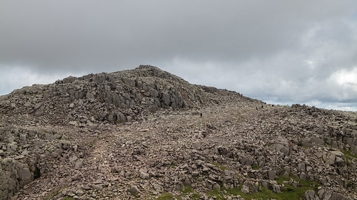Broad Crag, Lakeland's Roughest summit | by johnkaysleftleg