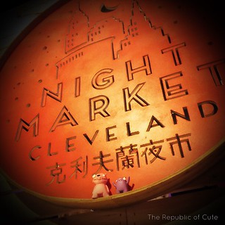 Nice night for a night market!! Pink Pet and Buck had a great time!! @nightmrktcle #nightmrktcle #thisiscle #cleveland #cle #therepublicofcute #pinkpet #buck | by Karly West
