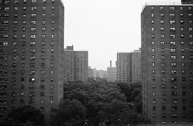 Baruch Houses, Lower East Side