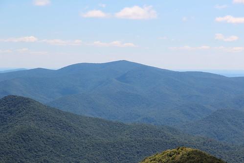 mountains georgia brasstownbald