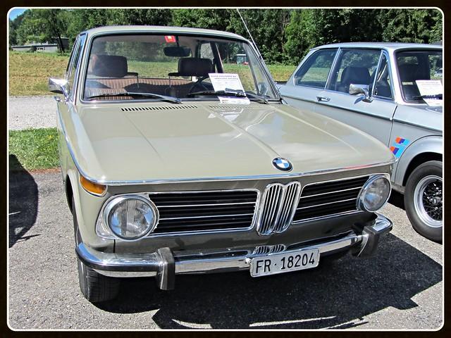 BMW 1602, 1971