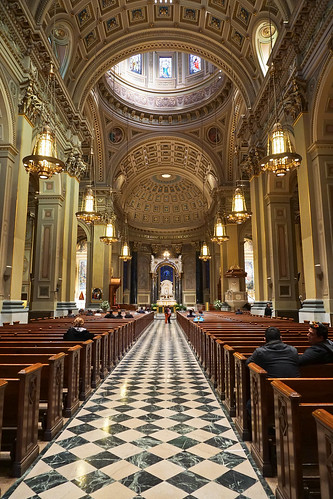 Cathedral Basilica of Saints Peter and Paul | by Henry_Lo